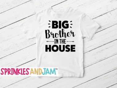 Big Brother in the House Shirt