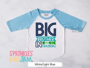 Big Brother In Training T Shirt